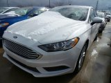 2018 White Platinum Ford Fusion SE #126663677