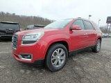 2013 Crystal Red Tintcoat GMC Acadia SLT AWD #126663628
