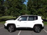 2018 Alpine White Jeep Renegade Limited 4x4 #126663513