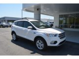 2018 White Platinum Ford Escape SE #126678504