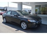 2018 Shadow Black Ford Fusion SE #126678503
