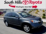 2011 Polished Metal Metallic Honda CR-V EX-L 4WD #126678480