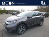 2018 Gunmetal Metallic Honda CR-V EX AWD #126678581