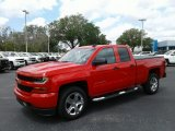 2018 Chevrolet Silverado 1500 Red Hot