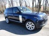 2018 Land Rover Range Rover Loire Blue Metallic