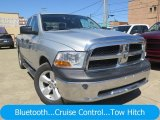 2012 Bright Silver Metallic Dodge Ram 1500 ST Quad Cab 4x4 #126714073