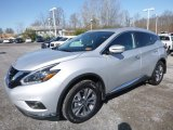 2018 Nissan Murano SL AWD Data, Info and Specs