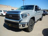 2018 Cement Toyota Tundra SR5 Double Cab 4x4 #126714511