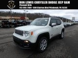 2018 Alpine White Jeep Renegade Limited 4x4 #126714448