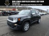 2018 Black Jeep Renegade Limited 4x4 #126714446