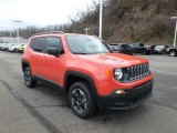 2018 Jeep Renegade Omaha Orange