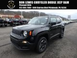 2018 Black Jeep Renegade Sport 4x4 #126714444
