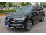 Acura MDX 2018 Data, Info and Specs