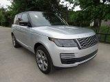 2018 Land Rover Range Rover Indus Silver Metallic