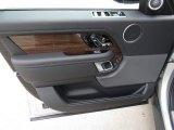 2018 Land Rover Range Rover HSE Door Panel