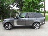 2018 Land Rover Range Rover Corris Grey Metallic