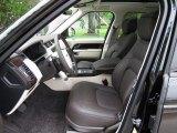 2018 Land Rover Range Rover HSE Espresso/Almond Interior