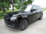 2018 Land Rover Range Rover HSE Front 3/4 View