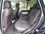 2018 Land Rover Range Rover HSE Rear Seat