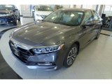 2018 Honda Accord EX-L Hybrid Sedan