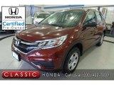 2015 Copper Sunset Pearl Honda CR-V LX AWD #126792809