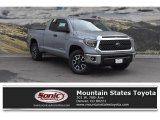 2018 Cement Toyota Tundra SR5 Double Cab 4x4 #126792625