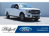 2018 Oxford White Ford F150 XLT SuperCrew #126792720