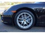 Porsche Cayman Wheels and Tires