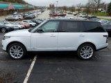 2018 Land Rover Range Rover Yulong White Metallic