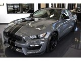 2018 Ford Mustang Lead Foot Gray