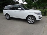 2018 Fuji White Land Rover Range Rover Supercharged #126810182