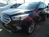 2018 Shadow Black Ford Escape Titanium 4WD #126810095