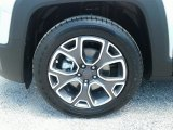 Jeep Renegade Wheels and Tires