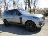 2018 Silicon Silver Metallic Land Rover Range Rover HSE #126836059