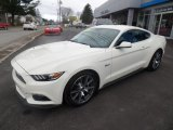 2015 50th Anniversary Wimbledon White Ford Mustang 50th Anniversary GT Coupe #126835790
