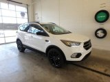 2018 Oxford White Ford Escape SE 4WD #126835831
