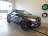 2018 Shadow Black Ford Escape SE 4WD #126835830