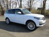 2018 Fuji White Land Rover Range Rover HSE #126836049