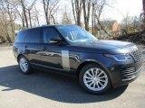 2018 Land Rover Range Rover Carpathian Grey Metallic