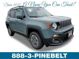 2018 Anvil Jeep Renegade Latitude 4x4 #126835774