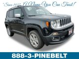 2018 Black Jeep Renegade Limited 4x4 #126835765