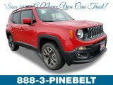 2018 Colorado Red Jeep Renegade Latitude 4x4 #126835764