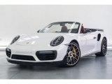 2017 Porsche 911 White
