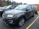 2017 Magnetic Ford Explorer Limited 4WD #126856954