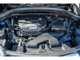 2018 BMW X1 Engines