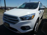 2018 Oxford White Ford Escape SE 4WD #126894934
