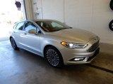 2017 Ingot Silver Ford Fusion SE AWD #126894789
