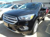 2018 Shadow Black Ford Escape SE 4WD #126894932