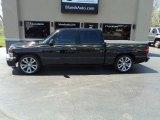 2005 Onyx Black GMC Sierra 1500 SLE Crew Cab #126894981