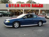 2003 Superior Blue Metallic Chevrolet Monte Carlo SS Jeff Gordon Signature Edition #12683936